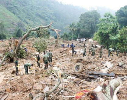 Koslanda Landslide