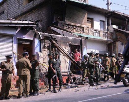 Digana - Kandy Mob violence